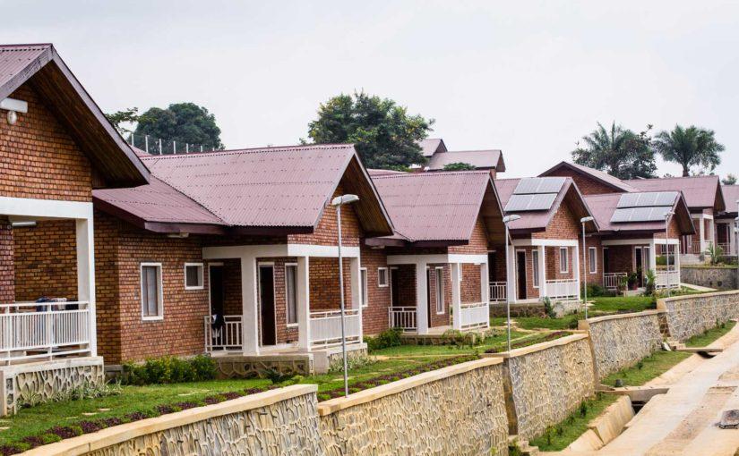 'Les Villas' Homes