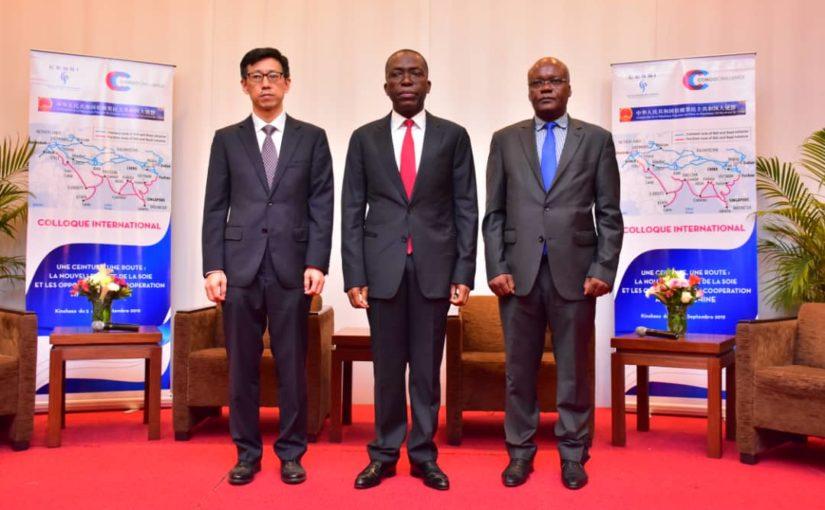 Colloque international sur la route de la soie :  matata ponyo appelle la rdc a une réflexion profonde pour capitaliser sur ce vaste réseau de commerce international qu'offre la chine